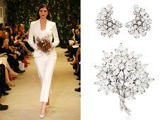 carolina-herrera-bridal-runway - see our favorite trends from Bridal Runway !