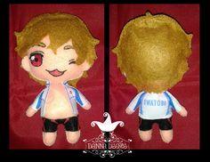 Mini peluche de Nagisa - free