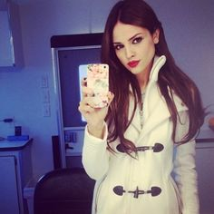 Eiza Gonzalez love her hair & makeup! Eiza González Instagram, Aquarius, Glenda, Barbie Makeup, Non Blondes, Eiza Gonzalez, Mexican Actress, Female Fighter, New Hair Colors