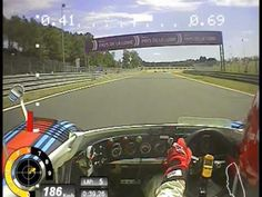 le Mans 2010 inboard Porsche 930Turbo, 935 JLP and 936.mov - YouTube