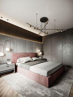 Modern Luxury Bedroom, Master Bedroom Interior, Bathroom Design Luxury, Luxurious Bedrooms, Bedroom Apartment, Home Bedroom, Indian Bedroom Design, Home Room Design, Master Bedroom Design