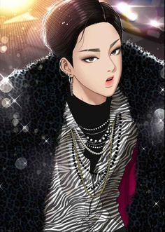 Webtoon The Secret Of Angel Cha Eun Woo, Anime Korea, Cute Anime Guys, Manga Characters, Anime Art Girl, True Beauty, Manhwa, Webtoon, The Secret