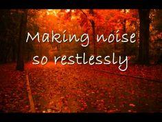 ▶ Autumn - Paolo Nutini (Lyrics) - YouTube