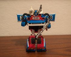 Transformers-Smokescreen