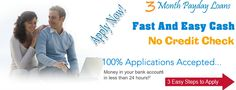 apply now! just apply for 3 months loan