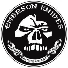 c0c0641b Emerson Knives logo Axe Logo, Battle Axe, Revolver, Knife Logo, Emerson  Knives