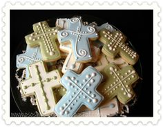 First communion cookie