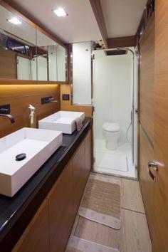 Solaris Yachts 72 Classic - Toilet