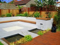 Image result for fixed seating garden