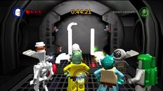 Xbox 360 Longplay [124] Lego Star Wars The Complete Saga (A) (Part 21 of...