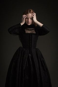 "Salem S1 Tamzin Merchant as ""Anne Hale"""