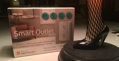 The Most Last Minute Gift Idea Ever: The ConnectSense Smart Outlet https://geekdad.com/2017/12/connectsense-smart-outlet/?utm_campaign=coschedule&utm_source=pinterest&utm_medium=GeekMom&utm_content=The%20Most%20Last%20Minute%20Gift%20Idea%20Ever%3A%20The%20ConnectSense%20Smart%20Outlet