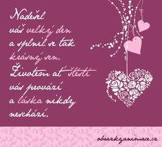Svatební přání obrázky, citáty a animace pro Facebook - ObrazkyAnimace.cz Quilling, Chalkboard Quotes, Art Quotes, Program, Diy, Wedding, Decor, Facebook, Pictures