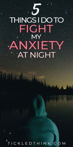 My anxiety is one of the major things that's keeping me from getting a good night's sleep. Read on to see a list of things that I do to control my anxiety at night. Anxiety is a thief, learn how to fight it by using these tips. Check them out! #mentalhealth #fightanxiety #anxietyatnight #recovery #overcomeanxiety