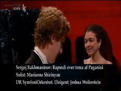 © Sergei Rachmaninov: Rapsodi over tema af Paganini - Marianna Shirinyan - YouTube