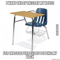 They were the best part of going to high school