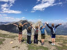 Family Adventures in the Canadian Rockies: Gotta do THIS - August 2017 Edition