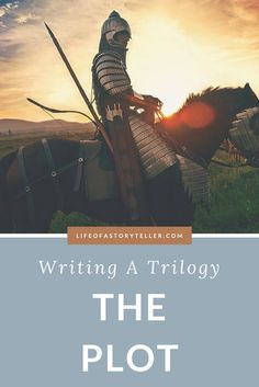 Writing a Trilogy The Plot | Life Of A Storyteller https://ift.tt/2HkYOC0 https://ift.tt/2IQn147 #writing #publishing #reading #literature