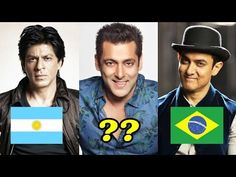 Bollywood Actors Favorite World Cup Football Team   Russia Worldcup 2018