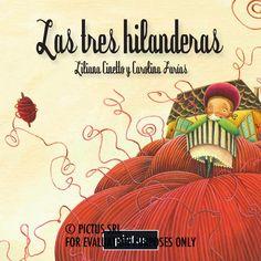 Las tres hilanderas, por Liliana Cinetto y Carolina Farías