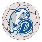 Ncaa Drake University Cream (Ivory) 2 ft. 3 in. x 2 ft. 3 in. Round Accent Rug