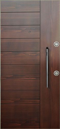 - May 07 2019 at Wooden Front Door Design, Wooden Front Doors, Wood Doors, Modern Entrance Door, Modern Wooden Doors, Flush Door Design, Door Gate Design, Interior Door Styles, Door Design Interior