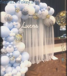 67 Awesome Balloon Decor Ideas For Your Celebration - Page 38 of 67 - Veguci Balloon Decorations Balloon Decor Wedding Balloon Balloon Ideas Balloon Arch Balloon Backdrop, Balloon Decorations Party, Balloon Garland, Birthday Decorations, Wedding Decorations, Balloon Ideas, Balloon Balloon, Decor Wedding, Balloon Columns