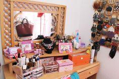 Ellee′s Wonderland ♥: Mi vestidor!!! 1ª Parte... El tocador