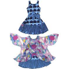 TwirlyGirl - WOW Wings of Wonder Dress Girls Designer Dresses Fairy Fun   Lovely Heart Dance, $69.00 (http://www.twirlygirlshop.com/girls-designer-dresses/)