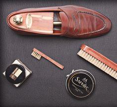 Luxury Shoe Care : Saphir Medaille D'Or Shoe Polish & Cream