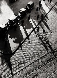 Erika Schmachtenberger - The Shadows are Getting Longer, 1930