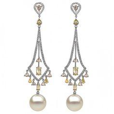 Earrings by Autore
