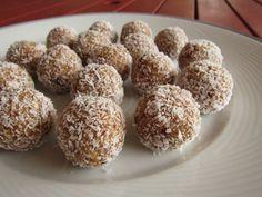 Coconut Date Treats of Raw Vegan Sweetness