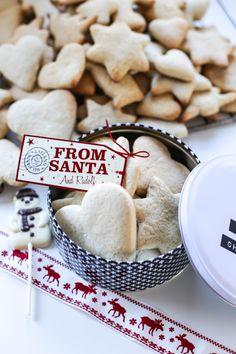 JULEN, JULEN, JULEN DEN ER HER.. Kakemenn er definitivt min favoritt julekake! Det er jo så godt. I dag tenkte jeg å dele min oppskrift på disse, og håper den faller i smak. Denne gir deg en haug av kakemenn, som blir gode, tykke og myke :-) DU TRENGER: 4 dl melk ♥ 5 dl … Baking Ingredients, Cookie Dough, Stuffed Mushrooms, Cookies, Vegetables, Desserts, Christmas, Food, Blogging