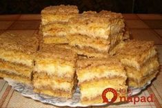 Kiev creamy - Soft, simple and heavenly - Delicious food, cheap recipes My Recipes, Cake Recipes, Cooking Recipes, Cheap Recipes, Just Eat It, Sweet Cookies, Hungarian Recipes, Cheap Meals, Desert Recipes