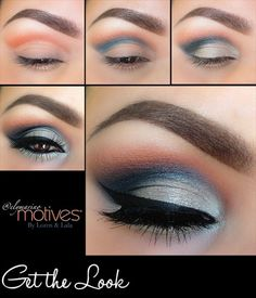 Motives Pink Diamond eye shadow
