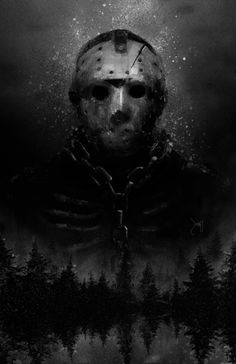Jason Voorhees by Devin-Francisco.deviantart.com on @DeviantArt