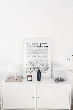 NOE PÅ HJERTET livingroom