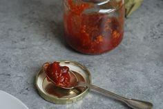 Niloufer Ichaporia King's Parsi Tomato Chutney - for Condiment Calendar