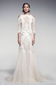 wedding dress  For more insipiration visit us at https://facebook.com/theweddingcompanyni or http://www.theweddingcompany.ie