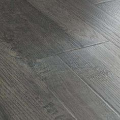 Outlast+ Ventura Pewter Hickory 10mm Thick x 7-1/2 in. Wide x 47-1/4 in. Length Laminate Flooring (549.64 sq. ft.)