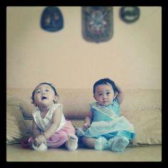 My sweet twins