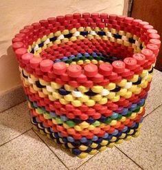 Descubra maneiras simples de fazer artesanato com tampinhas de garrafa passo a passo. Aqui tem opções para todos os gostos!