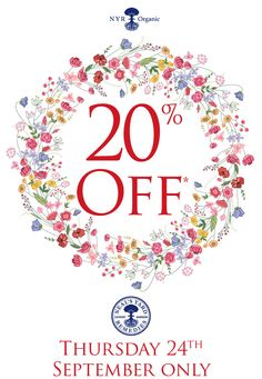 20% off on almost everything at Neal's Yard UK today - Take a look #Health #Beauty #Wellness https://uk.nyrorganic.com/shop/karenbanes