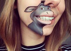Artista de maquillaje Laura Jenkinson está haciendo su marca en la industria del maquillaje