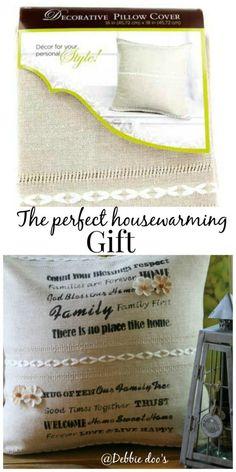 Diy housewarming gift idea - Debbiedoos