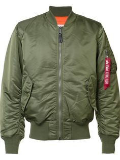 ALPHA INDUSTRIES Ma-1 Reversible Flight Jacket. #alphaindustries ...