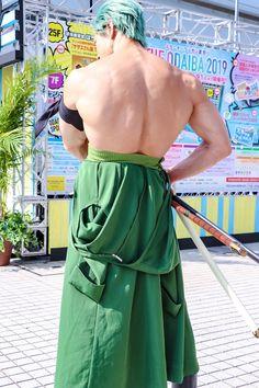 Roronoa Zoro Zorojuro Straw Hat Pirates Mugiwaras One Piece Cosplay Cosplay Anime, Cute Cosplay, Amazing Cosplay, Cosplay Outfits, Best Cosplay, Cosplay Costumes, Zoro One Piece, One Piece Ace, One Piece Comic