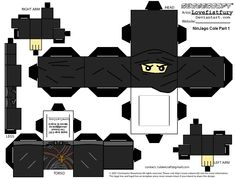 Ninjago Cole cubee part one by lovefistfury.deviantart.com on @deviantART