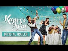 Kapoor and Sons (2016) - All Movie Song Lyrics & Videos - Lyrics, Hindi Songs, Songs, New Songs, Hindi Movie, Bollywood